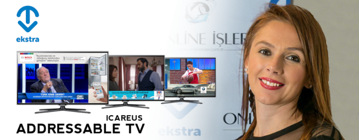 TVEkstra and Icareus join forces to offer addressable TV in Turkey