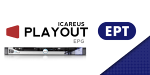 Icareus EPG solution to ERT, the public radio and television broadcaster of Greece