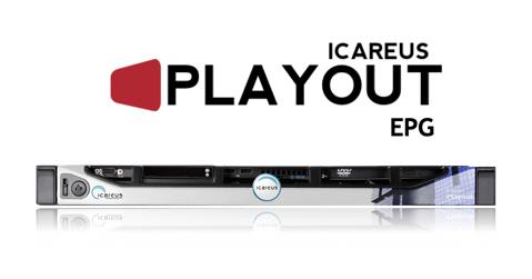 Icareus Playout EPG generator server