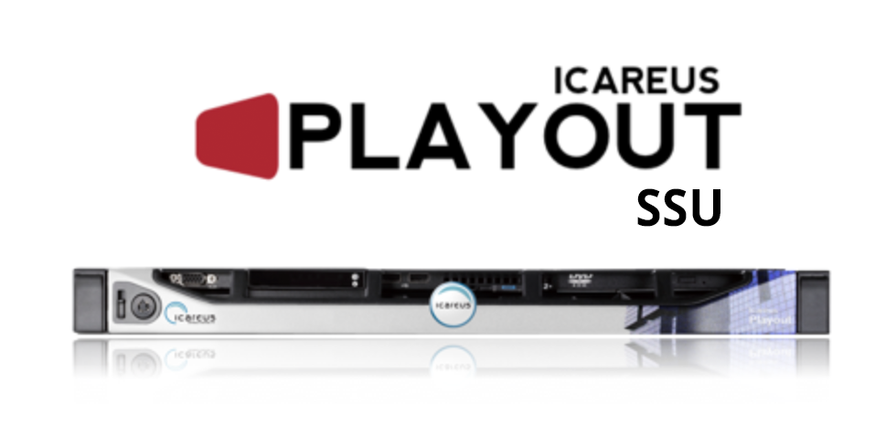 Icareus Playout SSU Server