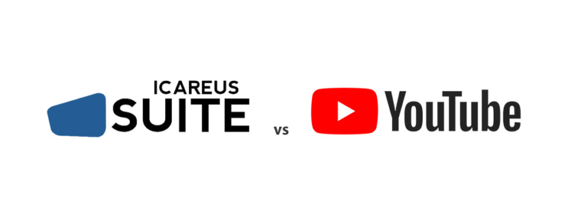 Icareus Suite OVTP vs YouTube
