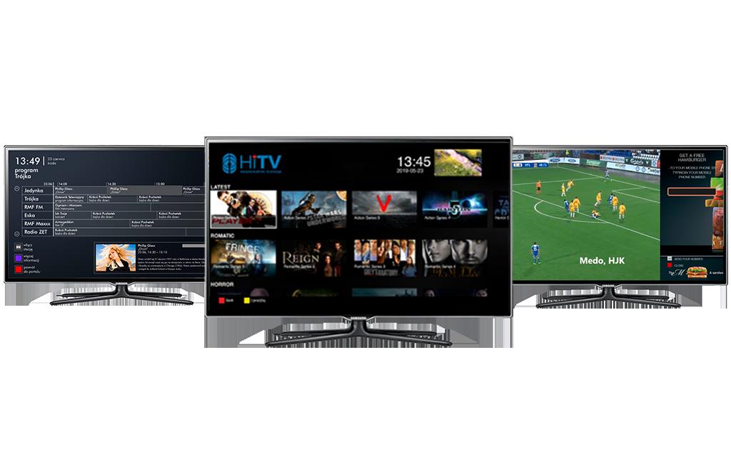 Icareus HbbTV Solution