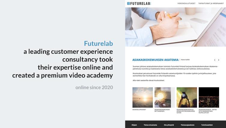 Futurelab video academy